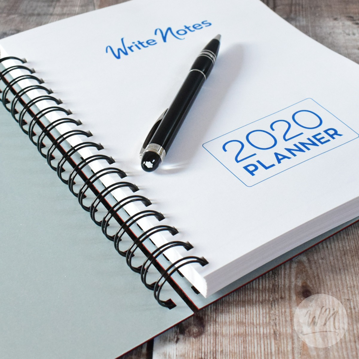 write notes futura 2020 year business planner
