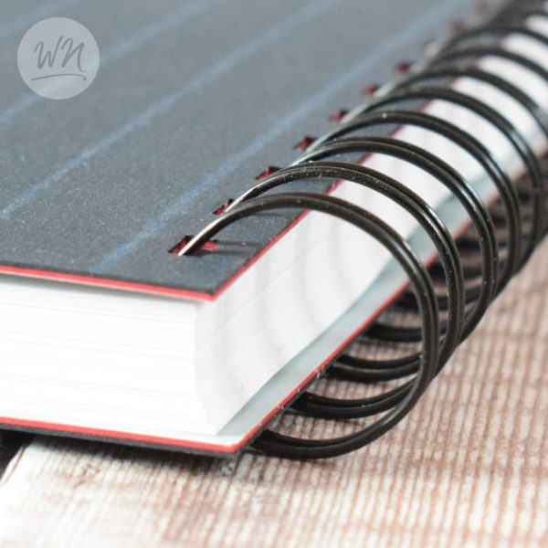 hard backed wire bound planner 2020 diary