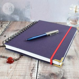 futura lusso viola 2020 year planner diary business