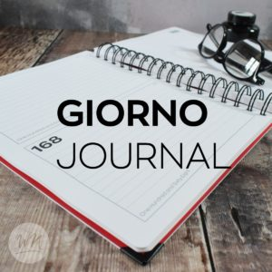 Giorno Journal