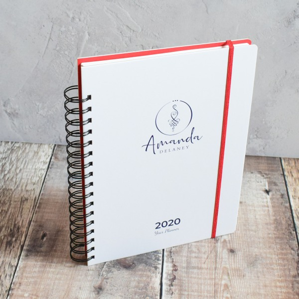 Amanda Delaney Year Planner
