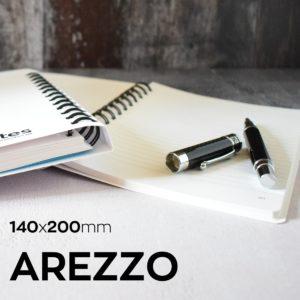 Arezzo Notebook