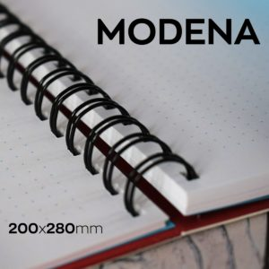 Modena Notebooks