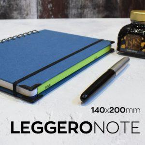 Leggero Notebooks